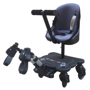 EX4R telesc seat with T handle and cushion